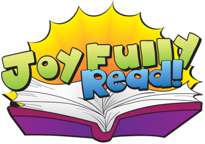 joyfully read logo